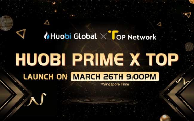 Huobi Prime 26 Mart'ta Token Satışına Başlıyor