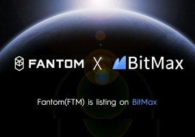 Dev Borsa Bitmax.io, Fantom (FTM) Tokeni Platformuna Ekledi!