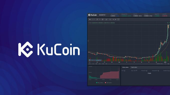 IEO Duyurulduktan Sonra KuCoin (KCS) Fiyatı İkiye Katladı