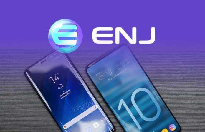 Samsung Galaxy S10 ile ENJ işbirliği söylentisi