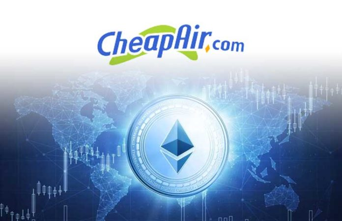 CheapAir'den Ethereum Müjdesi
