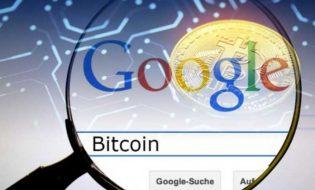 """Google'de """"Bitcoin"""" Aramaları Zirve Yaptı!"""