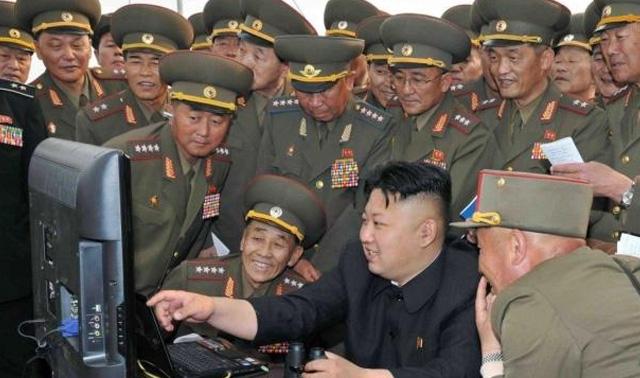 Kuzey Kore Siber Saldırılara Her An Başlayabilir