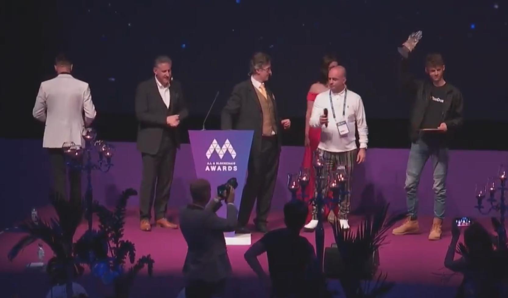 Holochain Büyük Konferansta Ödül Aldı