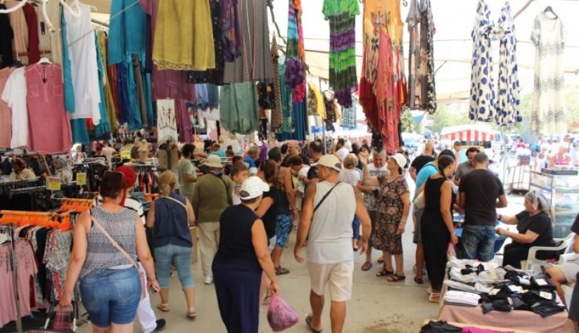 Çarşı ve Pazarda Fiyatlar Düştü Vatandaşın Yüzü Güldü