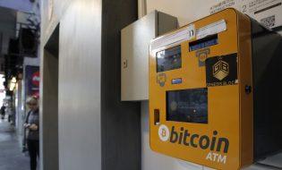 Bitcoin ATM'leri Bozuldu ve Paralar Çevreye Döküldü