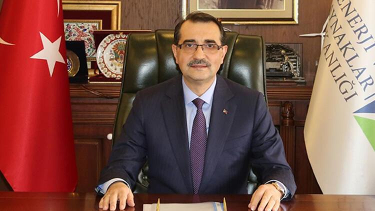 Enerji Bakanı Sondaj Çalışmaları ile İlgili Müjdeyi Verdi