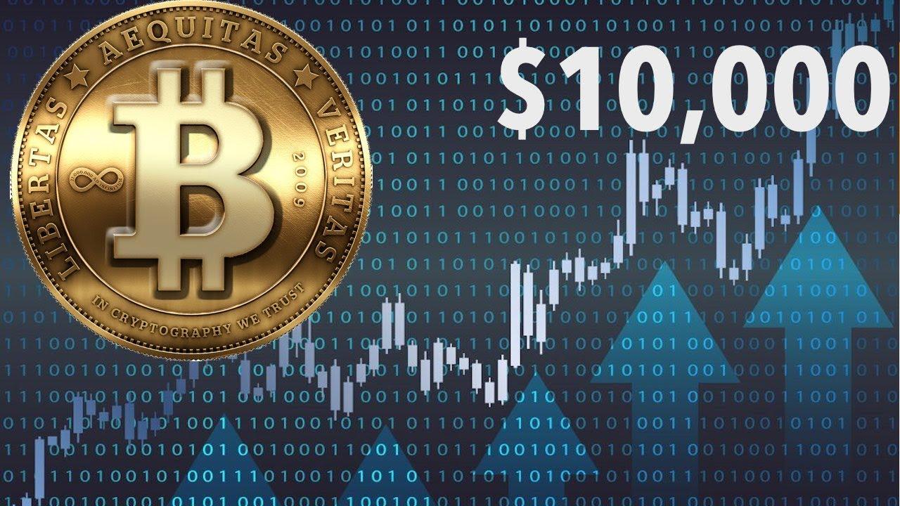 Bitcoin Fiyatı 10 Bin Dolara Koşuyor!