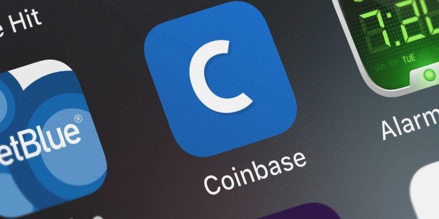 Coinbase'de Bitcoin İşlemleri Zirveye Çıktı