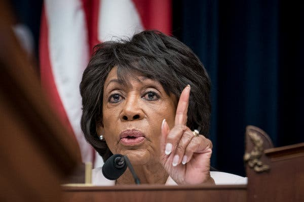 Libra review maxine waters