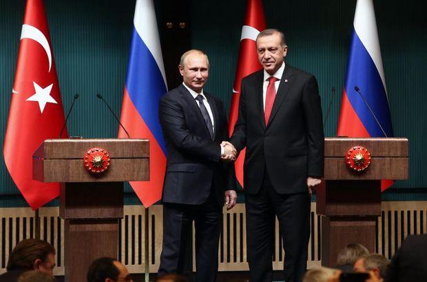Ruslarla 5 Milyar Dolarlık Yeni Anlaşma İmzalandı
