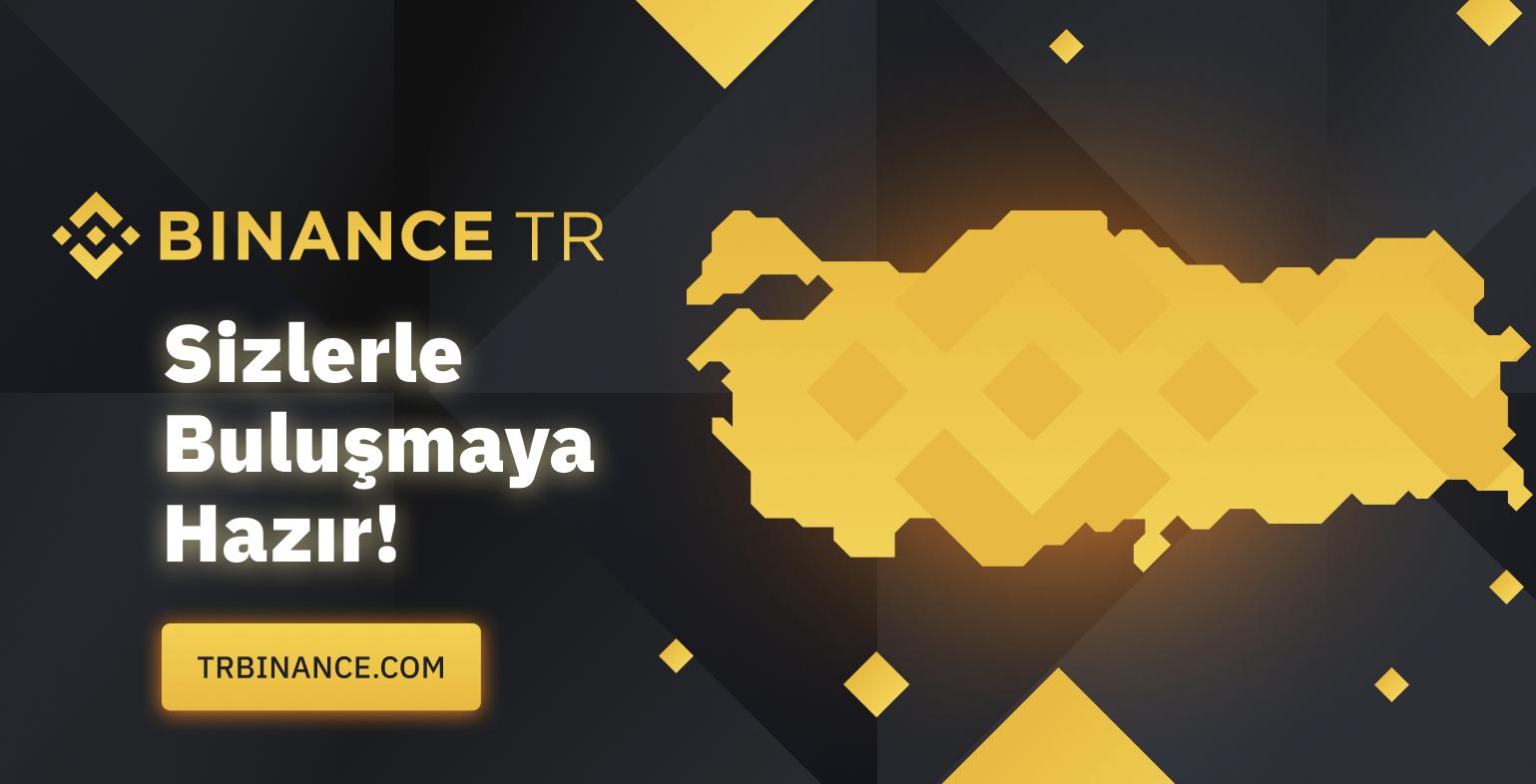 Binance, Türkiye'ye Özel Kripto Para Borsası Kurdu