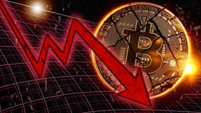 Bitcoin (BTC) Tarihindeki Önemli Çöküşler