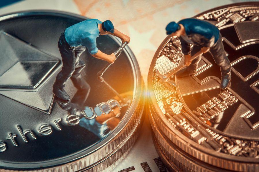BTC ve ETH İşlem Ücreti Altı Ayın En Düşük Seviyesine Geriledi