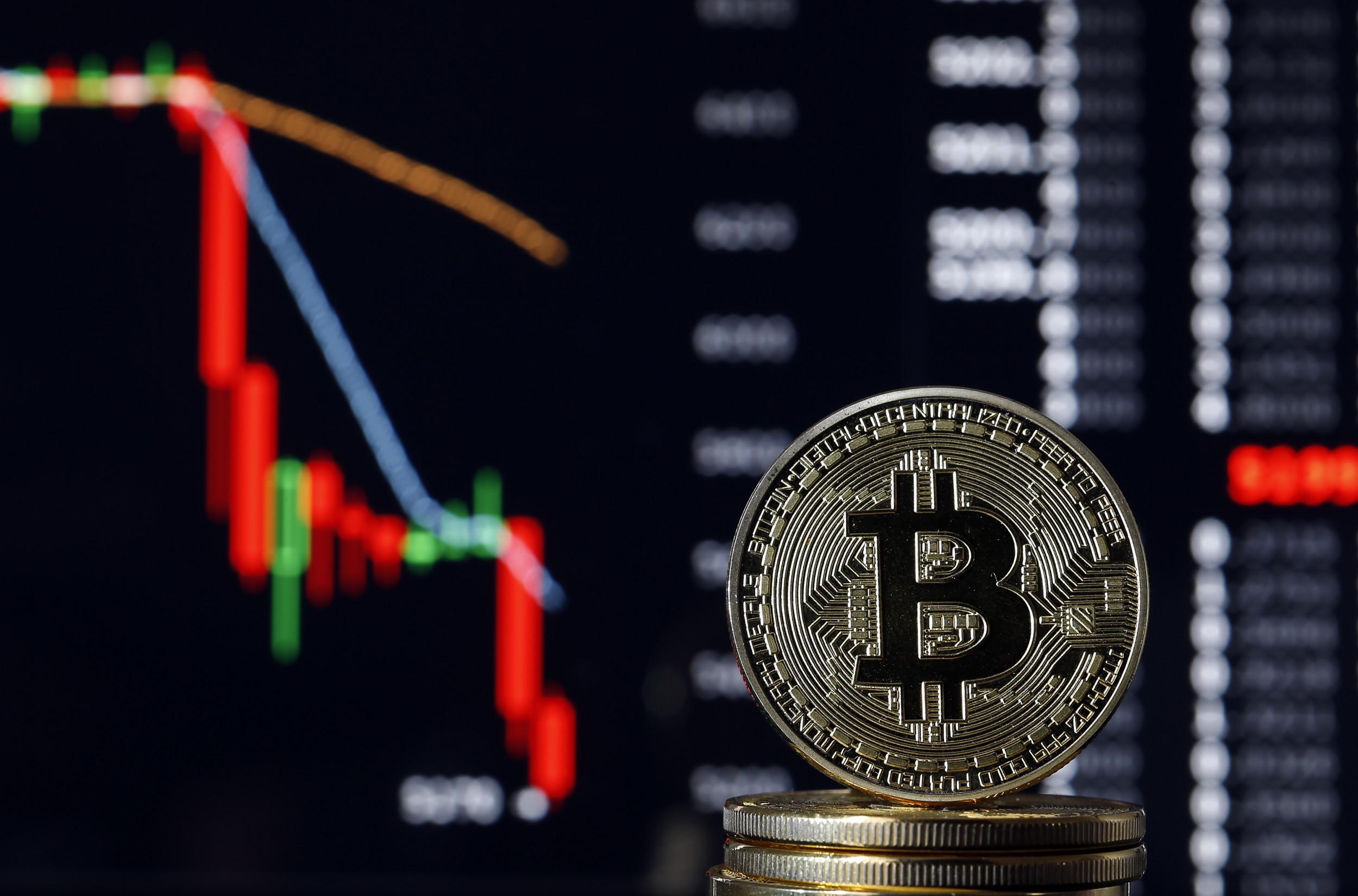 Kripto Paralardaki Düşüş Kaldıraçlı İşlemlerde 500 Milyon Doların Tasfiyesine Yol Açtı